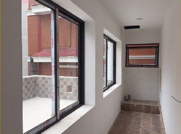 cửa sổ nhôm Xingfa mở lùa tại đà nẵng