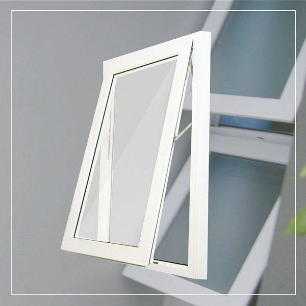 cửa sổ nhựa lõi thép