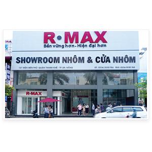 showroom cửa nhôm R-max Đà Nẵng hkh window-01