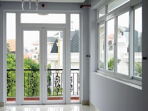 cửa nhựa lõi thép tại đà nẵng - HKH WINDOW