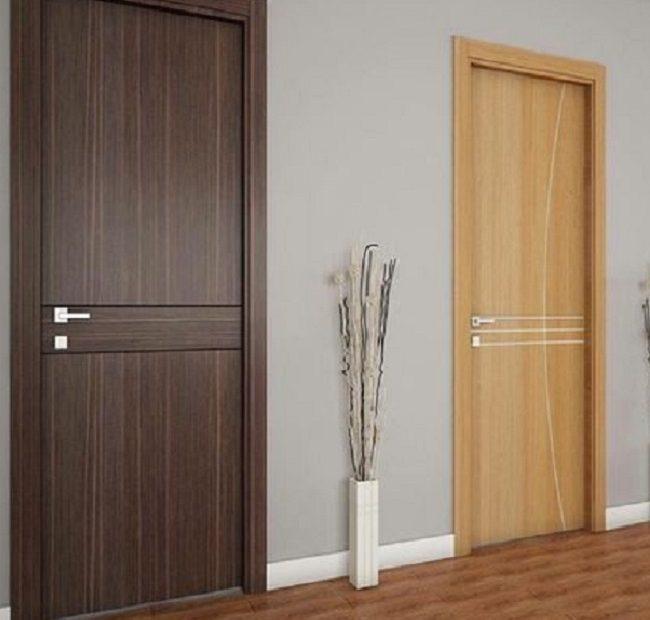 cửa nhựa giả gỗ - HKH Window