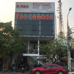 SHOWROOM CỬA NHÔM XINGFA ĐÀ NẴNG HKH WINDOW