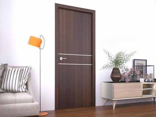 báo giá cửa gỗ composite