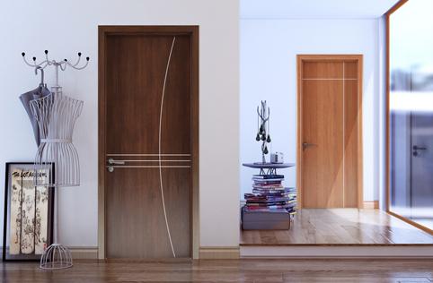 cửa gỗ composite chống nước