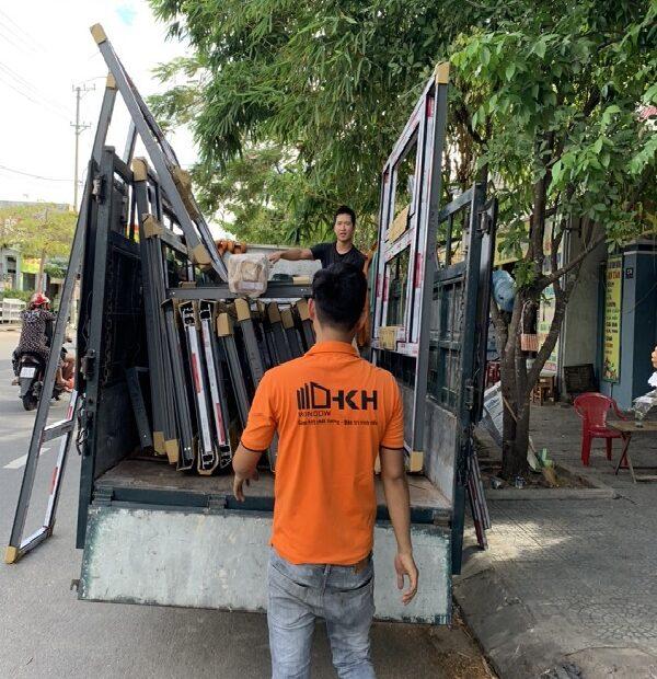 Chính sách vận chuyển - HKH WINDOW