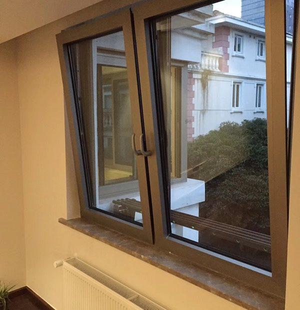 cửa sổ mở quay lật HOPO - HKH WINDOW