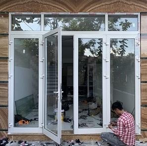 Cửa nhôm xingfa - HKH Window