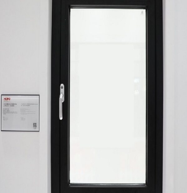 Cửa sổ quay mở hất Hopo tại Đà Nẵng - HKH WINDOW