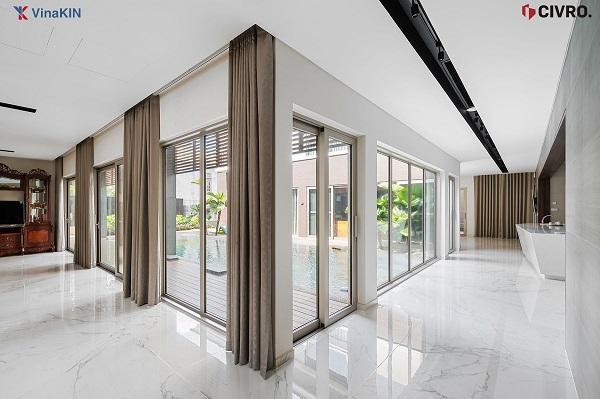 HKH Window thi công cửa nhôm civro - cửa nhôm Đức cao cấp tại Đà Nẵng