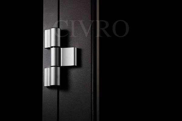 bản lề 3D Cmech - cửa nhôm Civro Đức - HKH WINDOW