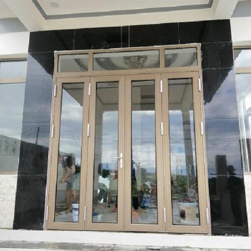 cửa đi 4 cánh JMA Anode hệ TAM 60 tại Đà nẵng _ HKH Window