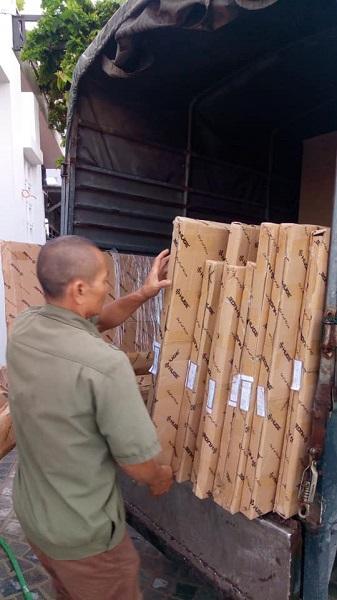 cửa gỗ HUGE tại đà nẵng - HKH WINDOW