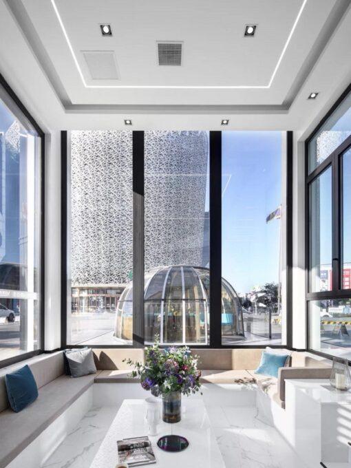 Cửa nhôm Civro tại Đà Nẵng - HKH Window
