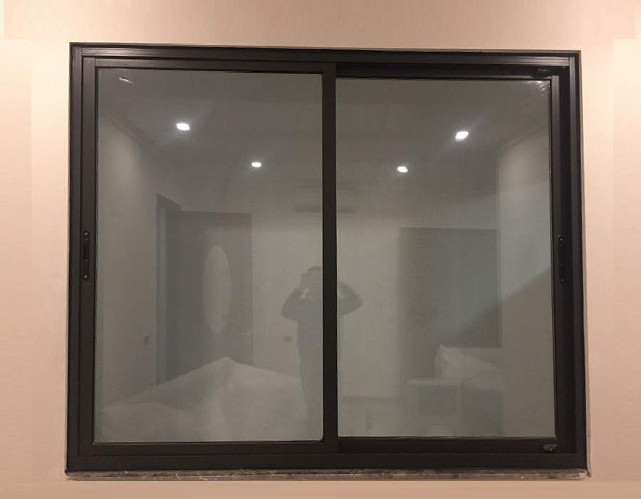 Cửa sổ mở lùa 2 cánh - HKH Window