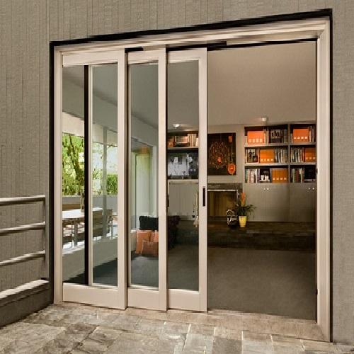 Cửa nhôm xingfa mở lùa 3 cánh - HKH WINDOW