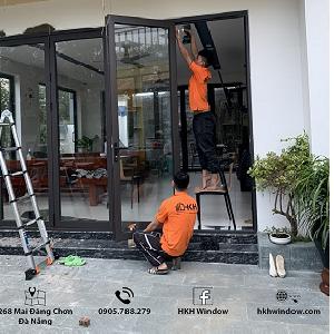 Lưu ý khi thi công cửa nhôm xingfa tại Quảng Bình - HKH WINDOW