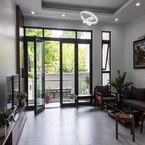 cửa nhôm xingfa 4 cánh hkh window