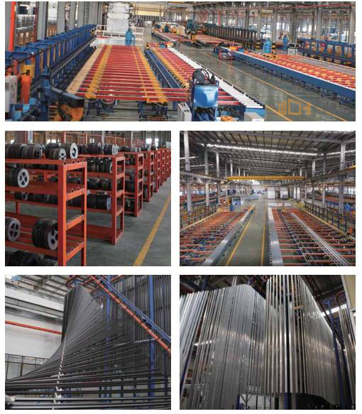 nhà máy nhôm Yongxing tại Việt Nam