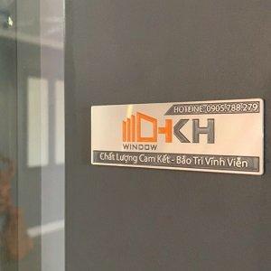 cửa nhôm châu âu soco 65 tại đà nẵng - hkh window