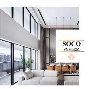 cửa nhôm soco system - cửa nhôm Châu Âu cao cấp - HKH WINDOW-01